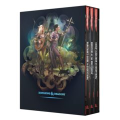 D&D 5th edition: PRESALE Rules Expansion Gift Set REGULAR COVER EDITION