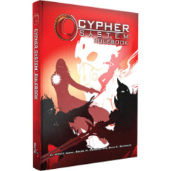 Cypher System RPG: 2nd edition rulebook monte cook