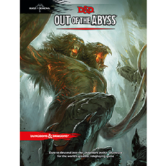 D&D Next 5th edition: 5e Dungeons and Dragons RPG Out of the Abyss