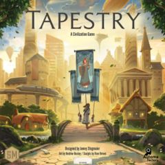 Tapestry: board game stonemaier