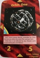 Illuminati - New World Order CCG: Orbit One