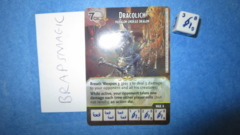 Dungeons & Dragons Dice Masters: Dracolich, Paragon (rare)