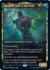 Kruphix, God of Horizons - Foil