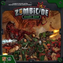 Zombicide - Dark Side: PRESALE stand alone or expansion board game