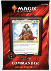 MTG: Commander 2019: Mystic Intellect deck