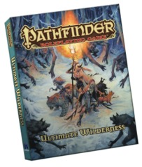 Pathfinder RPG: PRESALE Ultimate Wilderness (Pocket Edition) Paizo