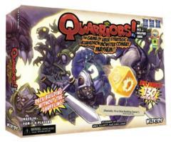 Quarriors! dice building game: CORE set-up box wizkids