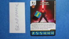 Marvel Dice Masters: Cyclops, Scott Summers #102 (rare)