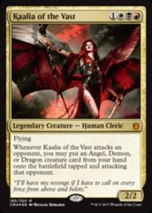 Kaalia of the Vast - Foil commander anthology 2017