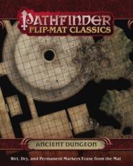 Pathfinder RPG Flip-Mat map pack: PRESALE Classics - Ancient Dungeon