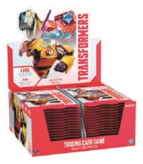 Transformers TCG: Booster Box Display (30-count)