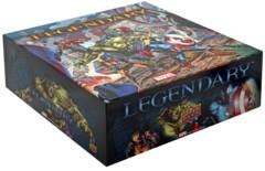 Legendary: Marvel deck building game