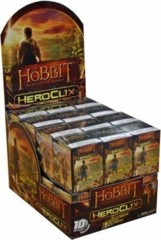 Heroclix: The Hobbit 24-ct. gravity feed booster display