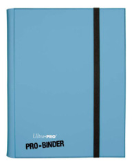 Ultra Pro: premium Pro-Binder 9-pocket pages LIGHT BLUE 82846