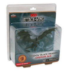 D&D Dungeons & Dragons Attack Wing: Black Shadow Dragon expansion pack