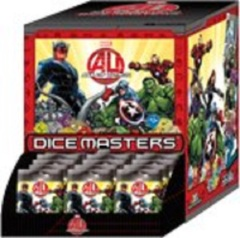 Marvel Dice Masters: Age of Ultron 90-ct Booster Display Dice Building Game wizkids