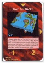 Illuminati - New World Order CCG: Flat Earthers