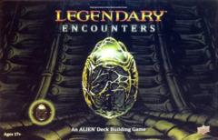 Legendary Encounters: An Alien deck building game base/core