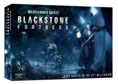 Warhammer 40K - Blackstone Fortress: board game games workshop