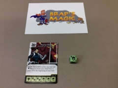 Marvel Dice Masters: Maria Hill, Director of S.H.I.E.L.D # 119 (rare)