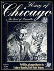 Call of Cthulhu RPG: King of Chicago chaosium