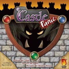 Castle Panic: base/core board game fireside games