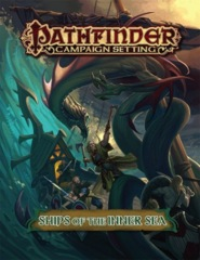 Pathfinder Campaign Setting RPG Roleplaying Game: Ships of the Inner Sea