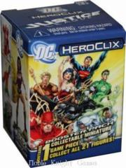 Heroclix: Justice League New 52 gravity feed booster pack