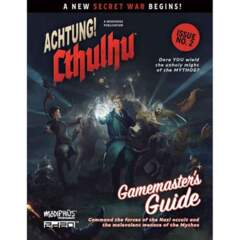 Achtung! Cthulhu 2d20 RPG: PRESALE Gamemaster's Guide modiphius