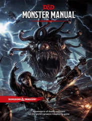D&D Next 5th edition: 5e Dungeons and Dragons RPG Monster Manual