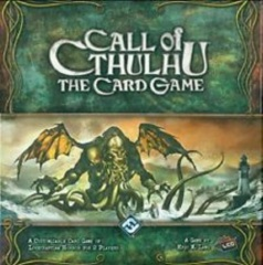Call of Cthulhu LCG: base/core set FFG