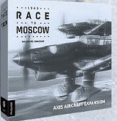 1941 - Race to Moscow: PRESALE Axis Aircraft expansion board game phalanx