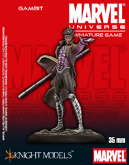 Marvel Universe Miniature Game: Gambit Knight Models