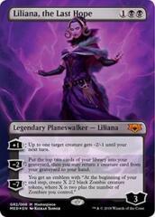 Liliana, the Last Hope - Masterpiece Mythic Edition Foil