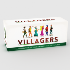 Villagers: board card game (kickstarter