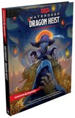 D&D 5th edition: Waterdeep - Dragon Heist