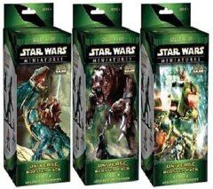 Star Wars Miniatures Game: Universe sealed booster case (6-ct huge packs)