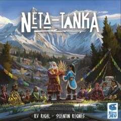 Neta-Tanka: board game kickstarter DELUXE pledge edition IN HAND