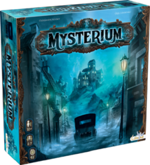 Mysterium: board game asmodee