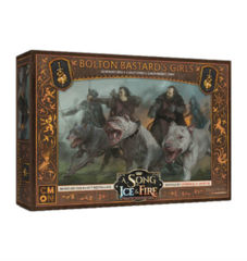 A Song of Ice & Fire Miniatures Game: PRESALE Bolton Bastard's Girls unit box