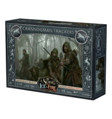 A Song of Ice & Fire Miniatures Game: PRESALE Stark Crannogman Trackers unit box