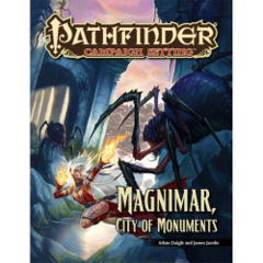 Pathfinder Campaign Setting RPG Roleplaying Game: Magnimar, City of Monuments