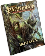 Pathfinder RPG Roleplaying Game: Bestiary 5