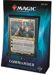 Commander 2018: Adaptive Enchantment deck