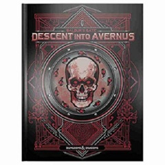 D&D 5th edition: Baldur's Gate - Descent into Avernus ALTERNATE COVER EDITION
