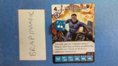 Marvel Dice Masters: Mr. Fantastic, Elastic #131 (super rare)