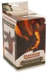 D&D Miniatures: Lords of Madness booster case sealed (8-ct)