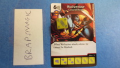 Marvel Dice Masters: Wolverine, Canucklehead #132 (super rare)