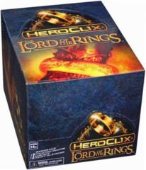 Heroclix: Lord of the Rings LOTR 24-ct. gravity feed booster display