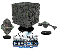 Heroclix: Star Trek Tactics series 3 III 12-ct. gravity feed booster display